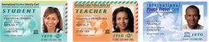 国际学生证 国际教师证 国际青年证